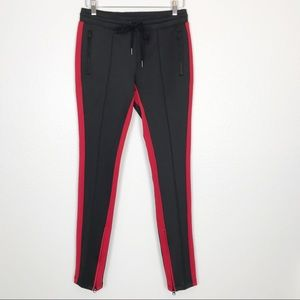 Pam & Gela Cigarette Track Pants NWT Small